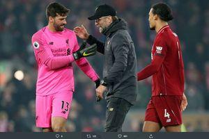Rekor Tak Terkalahkan Liverpool Runtuh Lewat Penalti, Alisson Ngamuk!
