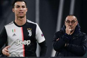 VIDEO - Ekspresi Kesal Ronaldo Saat Diberi Instruksi oleh Sarri