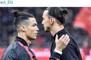 Starting XI AC Milan Vs Juventus - Pertarungan Perdana Zlatan Ibrahimovic Vs Cristiano Ronaldo