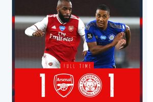 Arsenal 14 Kali Imbang, Mikel Arteta Tuding Standar Ganda Wasit