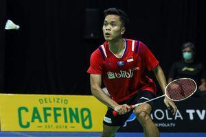 Link Live Streaming PBSI Home Tournament - Adu Gengsi Big Four Berebut Tiket Final