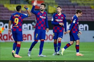 Suarez Target Barcelona Balas Dendam Jika Gagal Juara Liga Spanyol