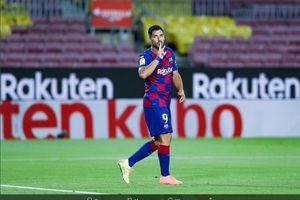 Hasil Babak I - Tanpa Luis Suarez, Barcelona Unggul 1-0