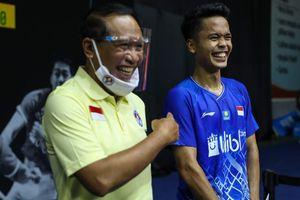 Nonton Langsung Laga Final, Menpora Puji PBSI Home Tournament