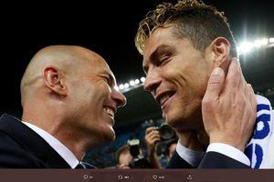 Calon Raksasa Baru Liga Prancis Ingin Wujudkan Duet Lama Zinedine Zidane-Cristiano Ronaldo
