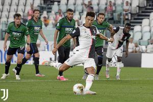 Kata Cristiano Ronaldo Usai Selamatkan Juventus dari Kekalahan
