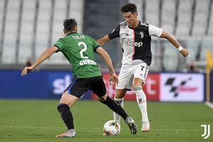 Selamatkan Juventus dari Kekalahan, Cristiano Ronaldo Dekati Rekor Baru