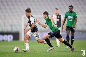 Hasil Babak I - Sundulan Terbang Ronaldo Tak Ampuh, Juventus Tertinggal dari Atalanta
