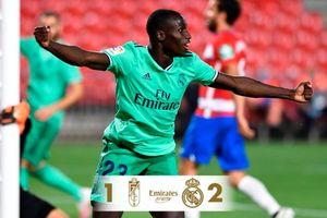 Hasil dan Klasemen Liga Spanyol - Real Madrid Raih Kemenangan, Barcelona Kelimpungan
