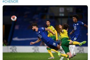 Olivier Giroud Cetak Gol Terbang, Frank Lampard Beri Pujian Setinggi Langit