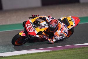 Bidik Gelar Lagi, Marc Marquez Tak Tertarik Kejar Rekor Valentino Rossi