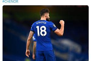 Hasil Liga Inggris - Menang Tipis, Chelsea Jaga Jarak dengan Leicester dan Man United