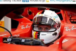 Sebastian Vettel Berharap Pergi dari Ferrari Secara Bermartabat