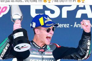 MotoGP Republik Ceska 2020 - Ambisi Baru Fabio Quartarario di Brno