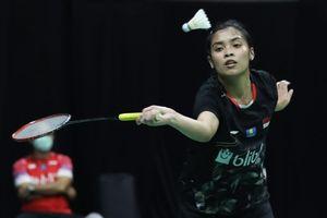 Hasil Thailand Open II 2021 - 20 Menit Bawa Gregoria ke Babak Kedua
