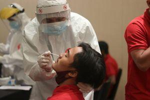 Cedera Bahu, Kiper Timnas U-19 Indonesia Harus Istirahat Lama