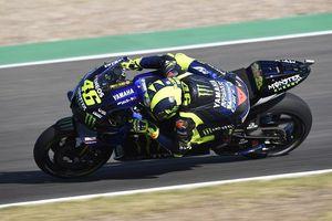 MotoGP Rep Ceska 2020 - Valentino Rossi Kurang Puas Hasil Latihan Bebas