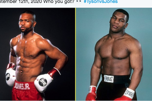 Jadwal Duel Brutal Dua Legenda Tinju, Mike Tyson vs Roy Jones Jr Mundur