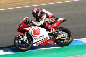 Pebalap Indonesia Kecewa dengan Penampilannya di Moto2 Republik Ceska 2020