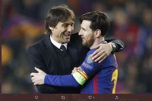 Karena Alasan ini, Antonio Conte Tolak Lionel Messi Gabung Inter Milan