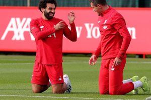 Lovren Baru Pergi Seminggu dari Liverpool, Mo Salah Sudah Temu Kangen