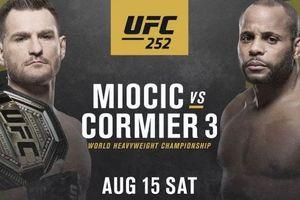 UFC 252 - Stipe Miocic Waspadai Insiden Colok Mata Jilid Ketiga