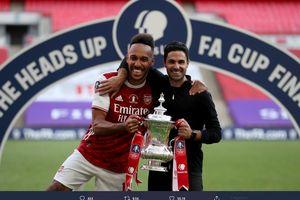 Juara Piala FA, Aubameyang Ajukan Syarat untuk Bertahan di Arsenal