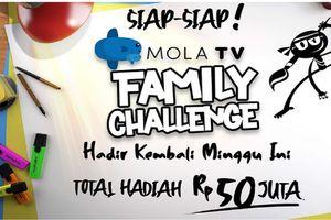 Mola TV Bagi-bagi Hadiah Rp 50 Juta Lagi, Kali Ini Lewat Kompetisi Art Ninja