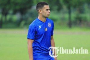 Pemain Asing Arema FC Pilih Bertahan di Tim Karena Alasan Ini
