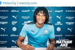 RESMI - Manchester City Gelontorkan Rp782 Miliar untuk Datangkan Nathan Ake