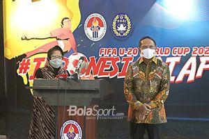 Lima Lapangan Buatan Pemkot Surabaya akan Berstandard Internasional