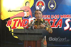 Sikap Menpora Tentang Isu 3 Pemain Timnas Indonesia Positif Covid-19
