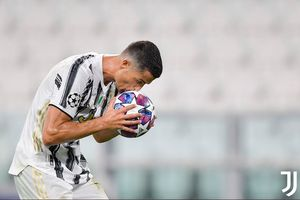 VIDEO Gol Ke-37 Cristiano Ronaldo untuk Juventus Spektakuler, tetapi Hambar