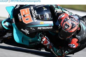 Quartararo Melempen di MotoGP Ceska, Ternyata ini Penyebabnya
