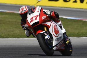 Moto2 Emilia Romagna 2020 - Ungguli Rekan Setim, Pembalap Indonesia Belum Puas