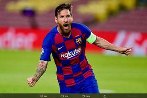 Rekaman Ucapan Lionel Messi di Pertengahan Laga Barcelona Vs Napoli Terungkap!