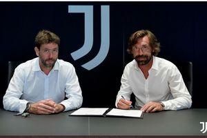 Reaksi Tak Terduga Andrea Pirlo Ketika Ditunjuk Menjadi Pelatih Juventus