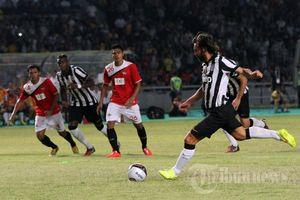 Sebelum Jadi Pelatih Juventus, Andrea Pirlo Sempat Unjuk Gigi di GBK