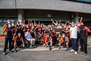 Kerja Keras bagai Kuda, KTM Lakoni Tes Usai Raih Kemenangan Perdana di MotoGP