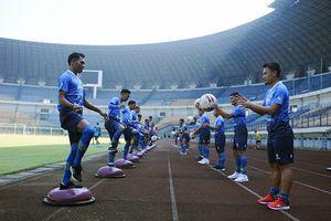 Persib Bandung Libur Panjang Usai Menang Telak di Laga Uji Coba