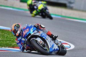 MotoGP Republik Ceska 2020 - Ungguli Valentino Rossi dengan Bahu Nyut-nyutan, Alex Rins Puas
