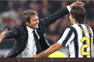 Antonio Conte: Pirlo Membuat Saya Merasa Tua