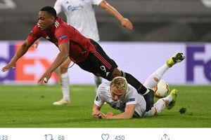 Pelatih Man United Beberkan Alasan Anthony Martial Kerap Dapat Hadiah Penalti