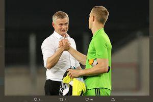 Manchester United Kalahkan Kobenhavn, Solskjaer Puji Bintangnya yang Kecewa
