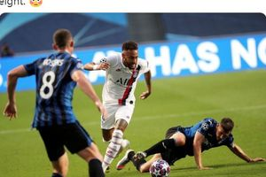 Liga Champions - Komentar Pelatih Atalanta Usai Kalah Dramatis