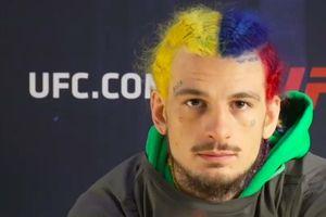 UFC 252 - Sean O'Malley Ungkap Alasan Cat Rambutnya dengan Warna Bendera Ekuador