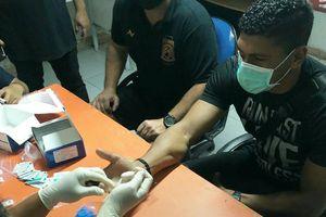 Borneo FC Jalani Rapid Test Terlebih Dahulu Hingga Semua Pemain Kumpul