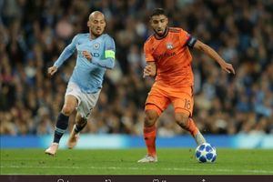 Link Live Streaming Manchester City Vs Lyon pada Liga Champions