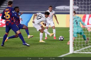 Dua Catatan Bobrok Barcelona Setelah Dibantai Bayern Muenchen