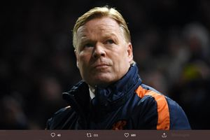 Ronald Koeman Dibajak Barcelona, Timnas Belanda Beralih ke Pelatih Pecatan